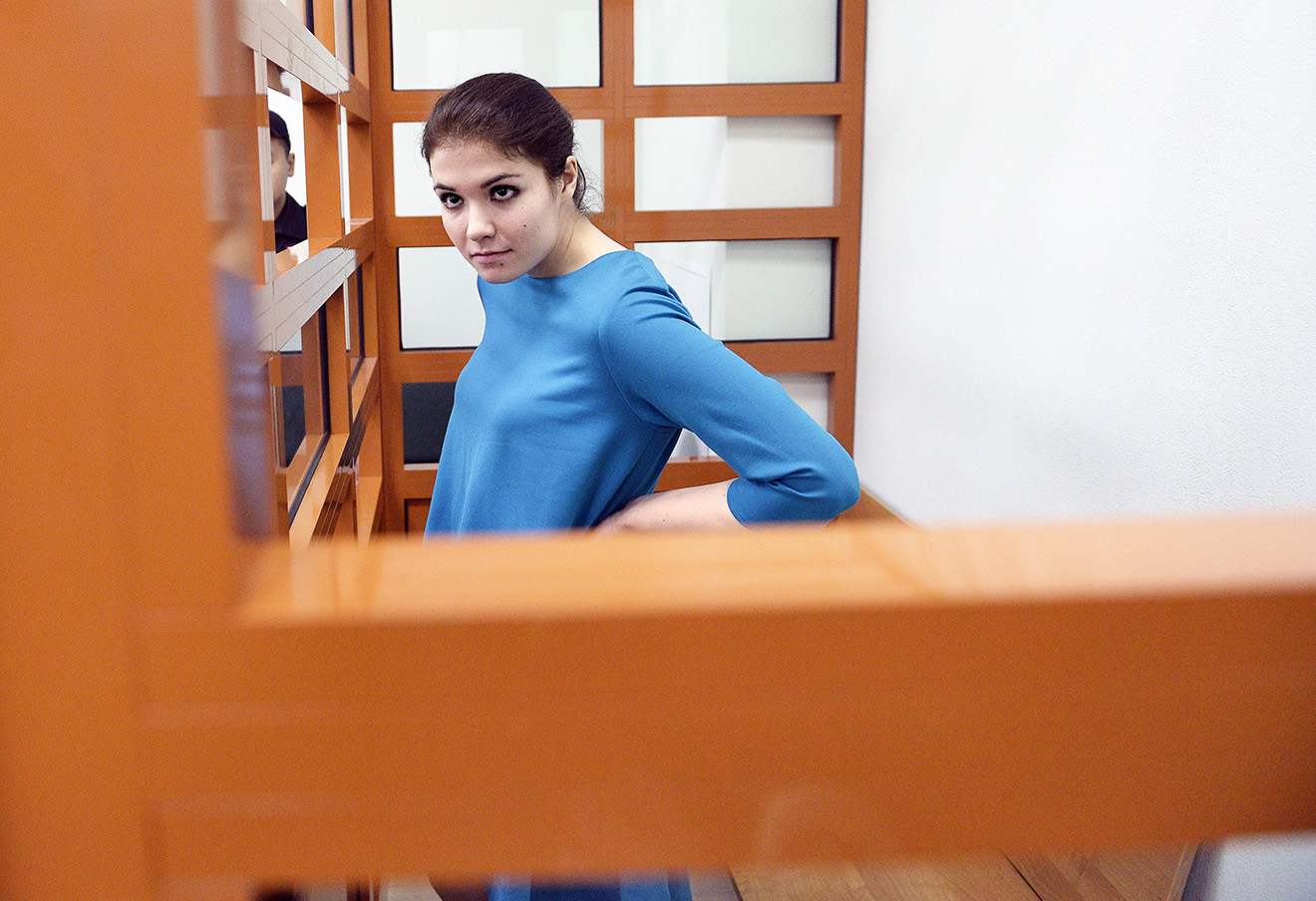 Варвара Караулова. Фото: Кристина Кормилицына / Коммерсантъ