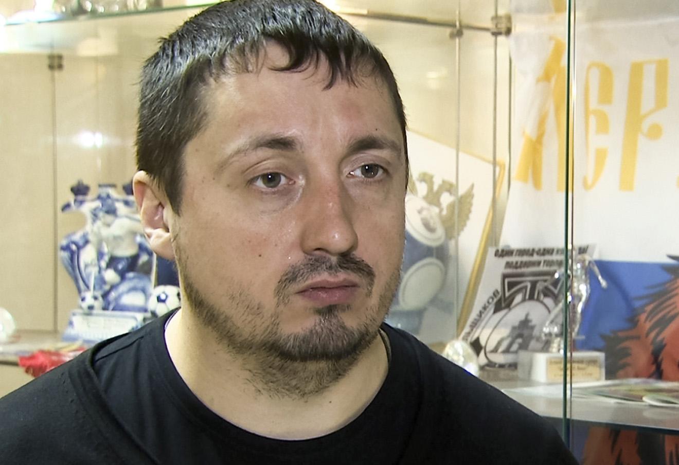 Александр Шпрыгин.