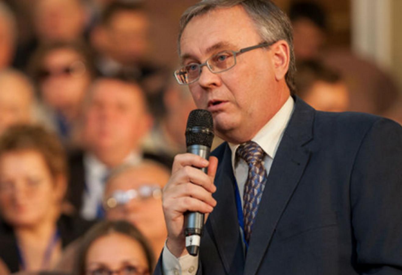 Алексей Чумаченко.
