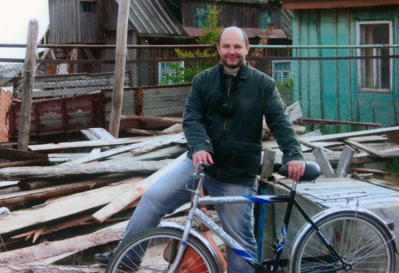 Геннадий Кравцов.