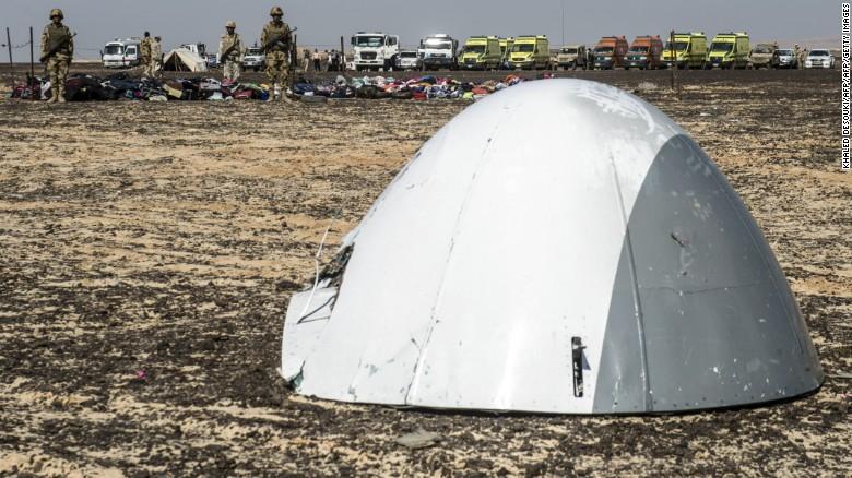 Пробивание теории русского авиакатастрофе